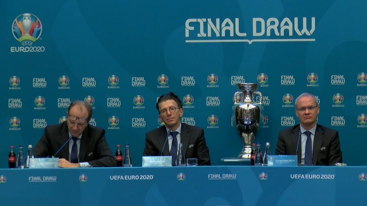 Romania: UEFA announces 'green' initiative ahead of UEFA 2020 draw