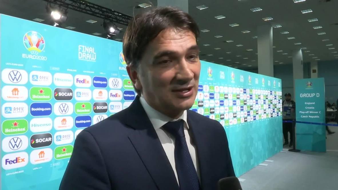 Romania: Coaches share reactions to UEFA Euro 2020 draw
