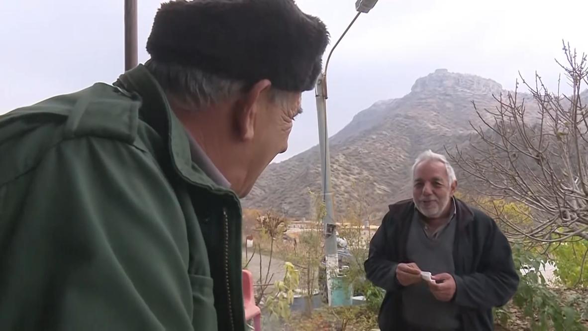 Iraq: Kurdish villagers abandon homes due to Turkey's bombardment