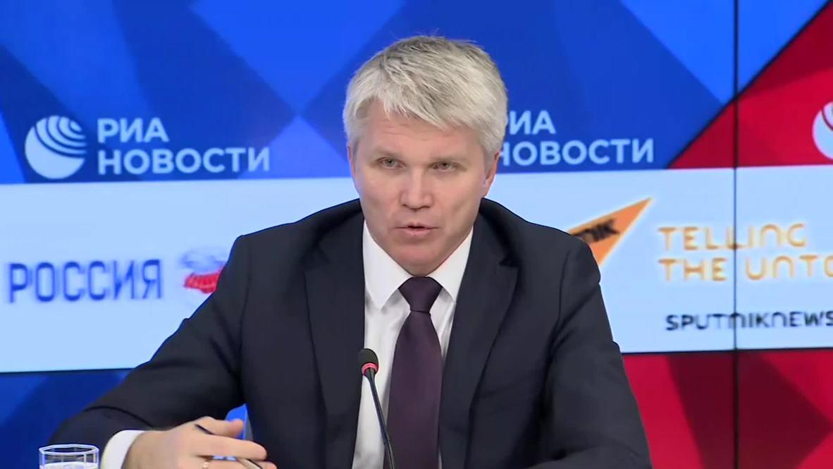 Россия: Говорить о санкциях пока рано. Колобков о намерении РФ оспорить решение WADA