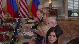 США: В Вашингтоне началась двусторонняя встреча Лаврова и Помпео