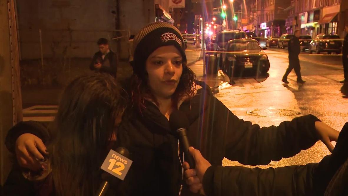 USA: Witness recalls terror during fatal shooting
