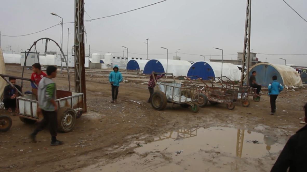 العراق: التباطؤ في إعادة الإعمار يعرقل عودة سكان الموصل إلى منازلهم