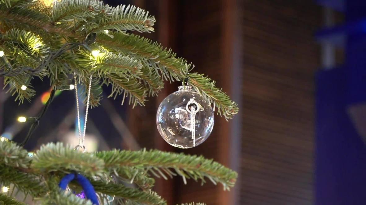 El árbol de Navidad más caro del mundo está en España y vale 12 millones de euros