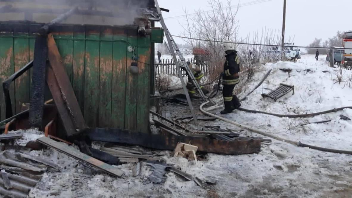 Россия: Четыре ребенка и двое взрослых погибли при пожаре в Алтайском крае