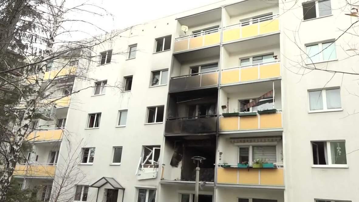 Alemania: Al menos un muerto y 25 heridos tras una explosión en un edificio en Blankenburg
