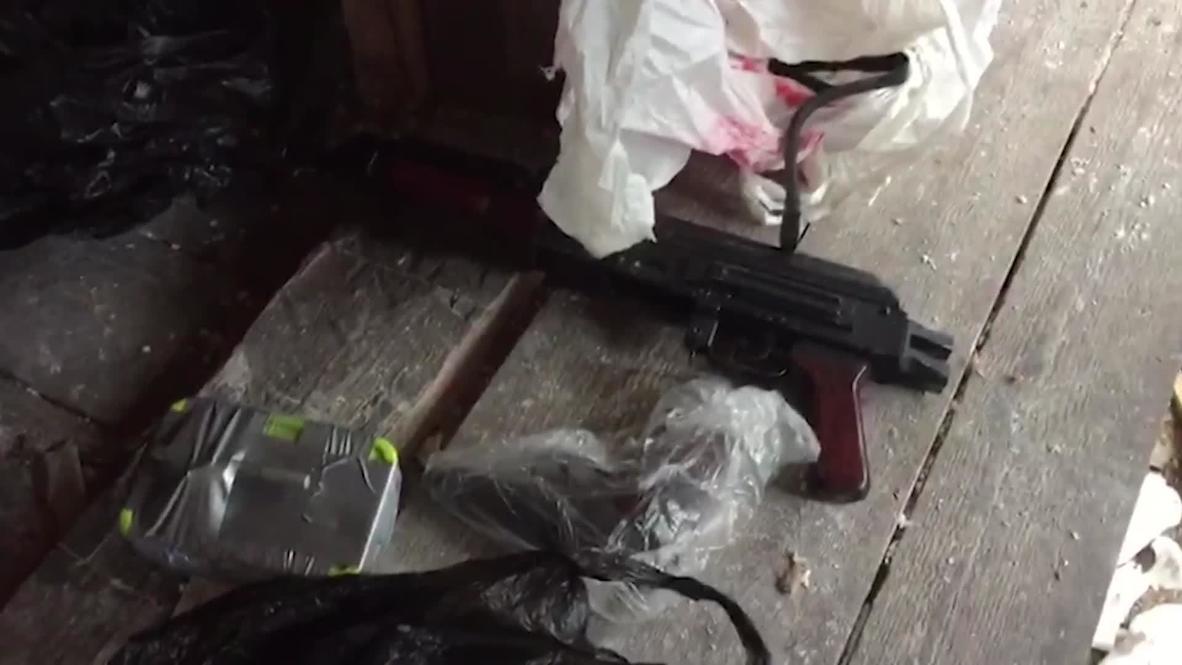 Россия: Пять подозреваемых в сотрудничестве с ИГ* задержаны ФСБ