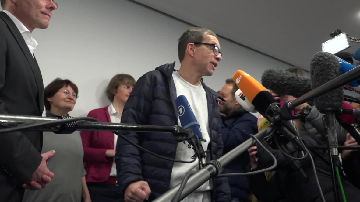 Alemania: Hijo de diplomático alemán es liberado después de 33 años en prisión por asesinato