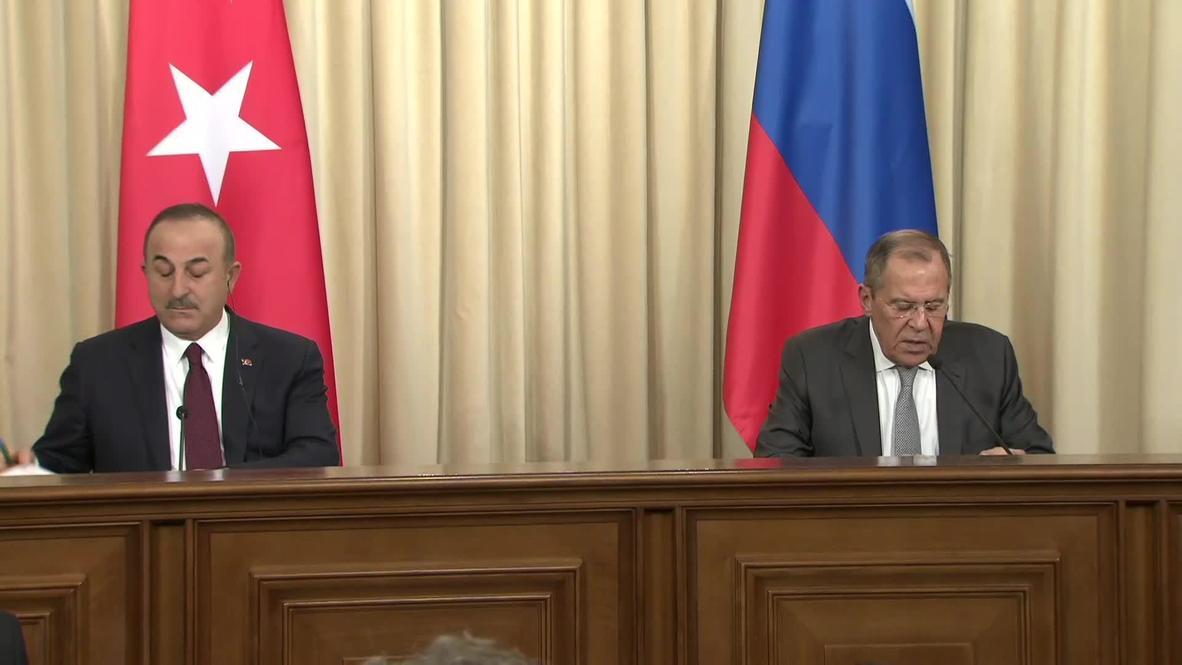 Россия: Хафтар попросил время до утра вторника для изучения соглашения о перемирии  в Ливии – Лавров