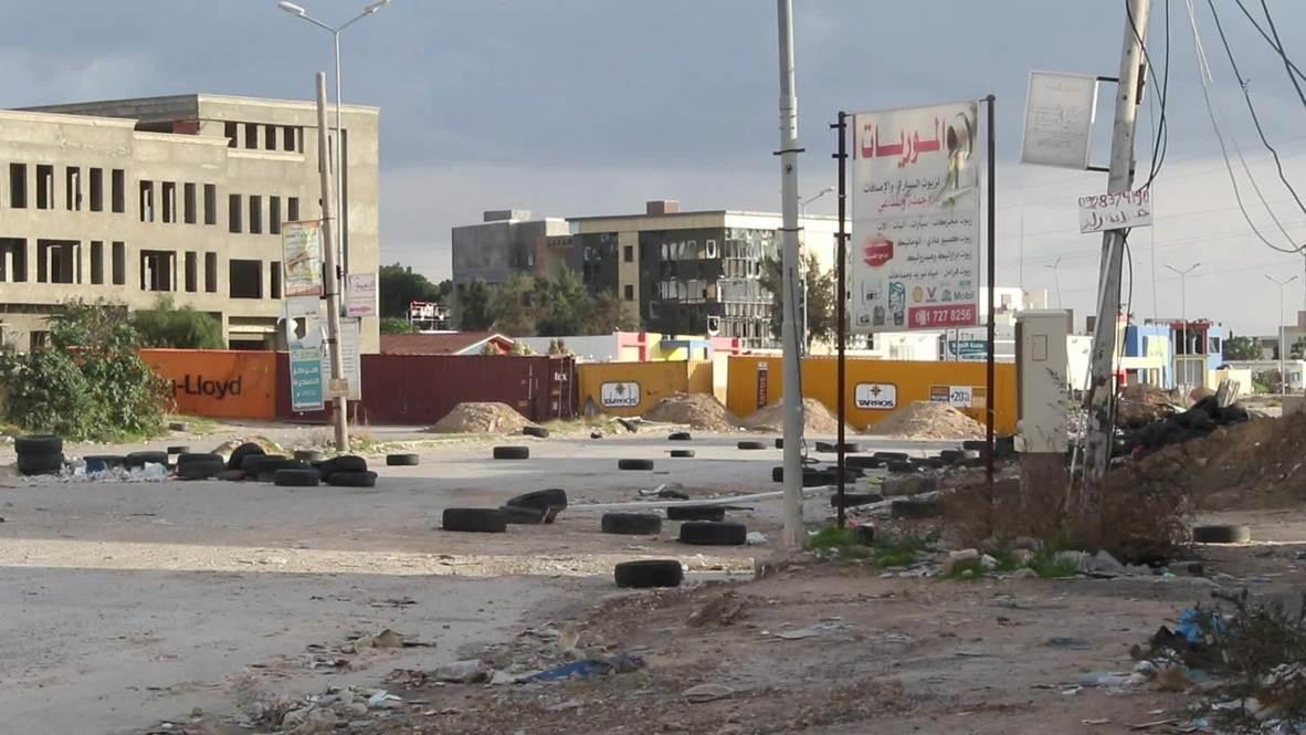 Libia: Prevalece la calma en Trípoli tras el alto el fuego en vigor desde la medianoche del domingo