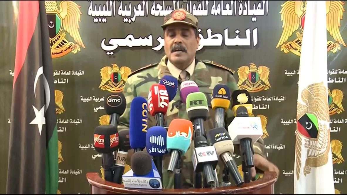 Libya: Turkey deployed Hawk air defence system in Tripoli's Mitiga airport - LNA spokesperson
