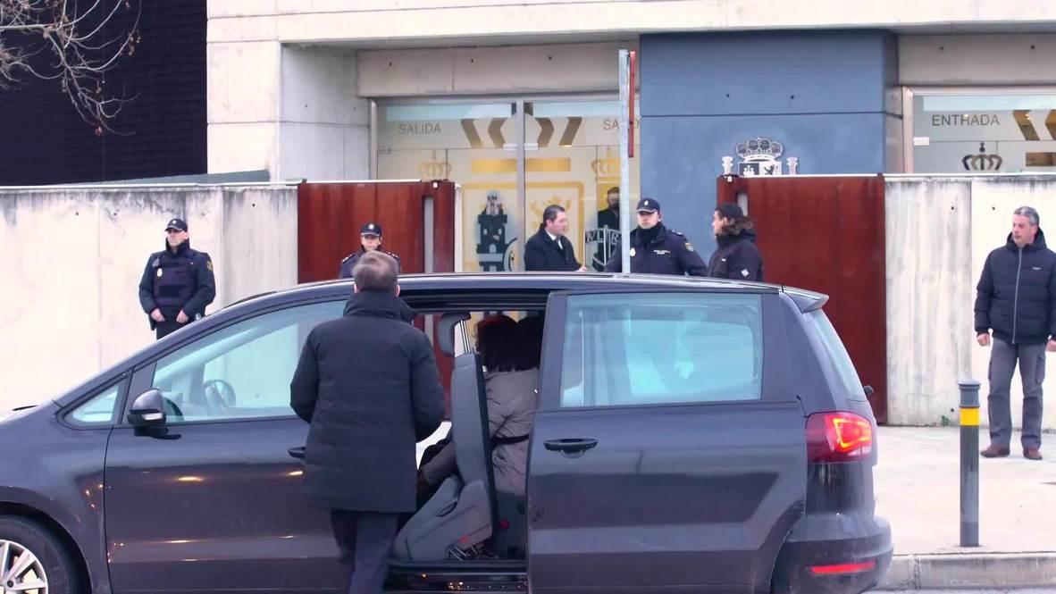 España: Comienza el juicio al exjfefe de la policía catalana por rebelión