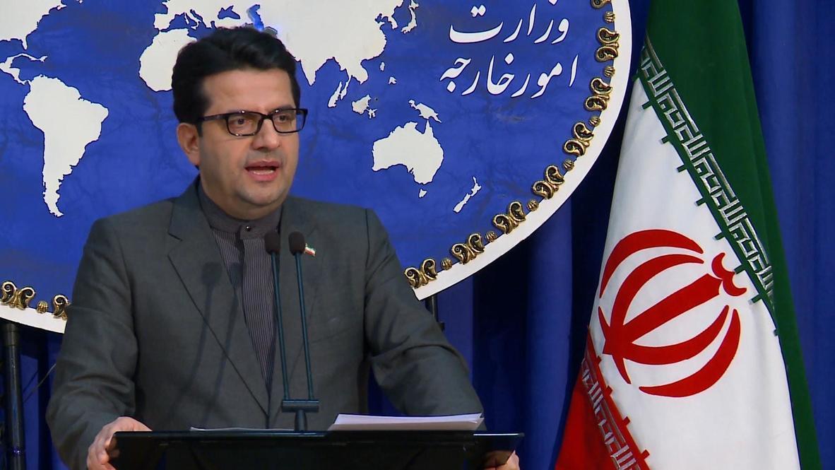 Iran: Zarif to skip Davos after organisers change agenda - FM spox.