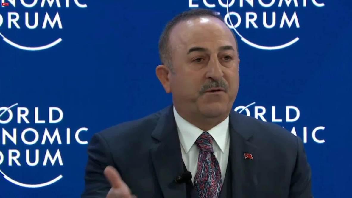 Switzerland: Turkey doesn't have 'strong military presence in Libya' - Cavusoglu