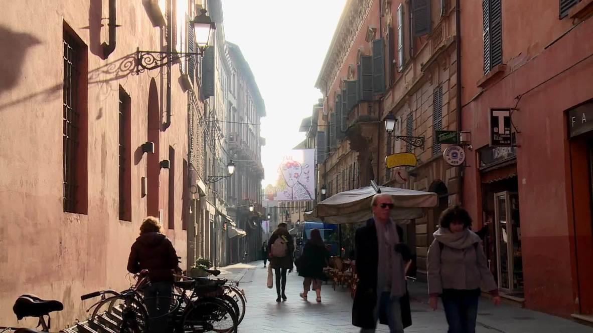 Italia: Reggio Emilia llora la pérdida de Kobe Bryant, que pasó su adolescencia en la ciudad italiana