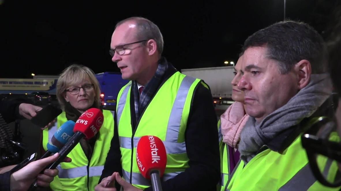 Ireland: 'We are Brexit-ready' - Deputy PM Coveney