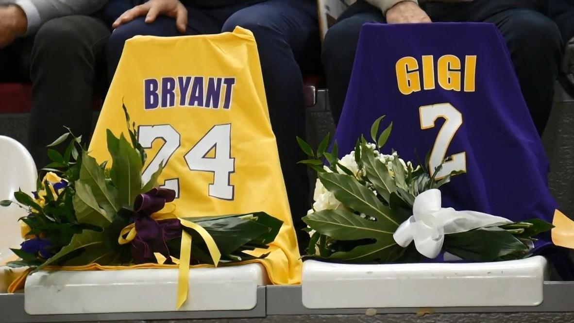 "Italia: Rieti rinde homenaje a su ""hijo adoptivo"" Kobe Bryant"