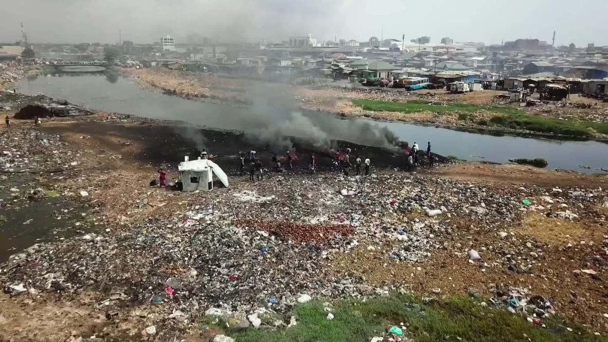 Ghana: Developed-world electronics dumping ground leaves thousands walking on cancer eggshells
