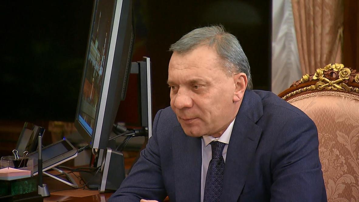 Россия: Борисов доложил Путину о подготовке мер поддержки для отечественных производителей