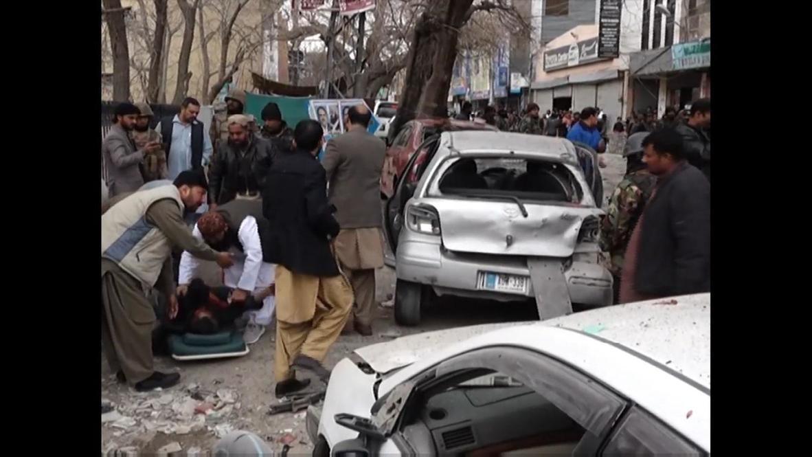 Pakistán: Al menos siete muertos y decenas de heridos tras ataque suicida en Quetta