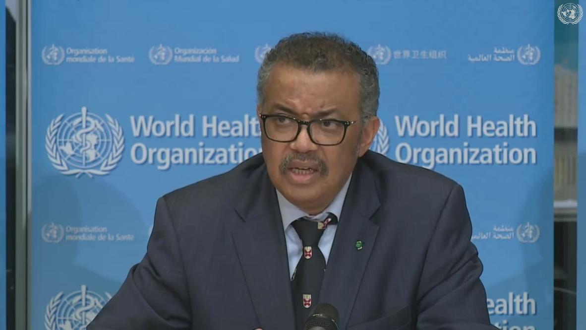 سويسرا: منظمة الصحة العالمية تؤكد وجود 92 حالة إصابة بكورونا بسبب العدوى بين البشر خارج الصين