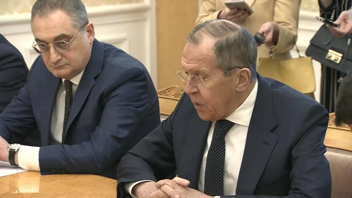 Россия: Москва готова содействовать межафганскому диалогу - Лавров