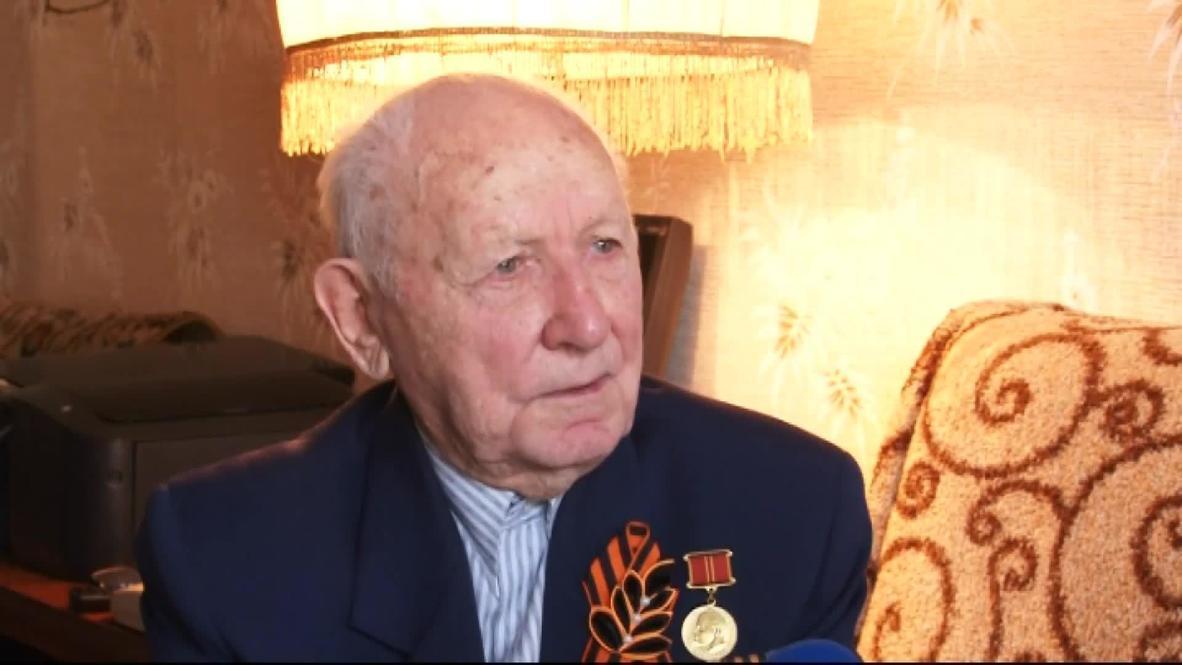 Движение - жизнь! Ветеран ВОВ в 99 лет сдал нормы ГТО на золотой значок