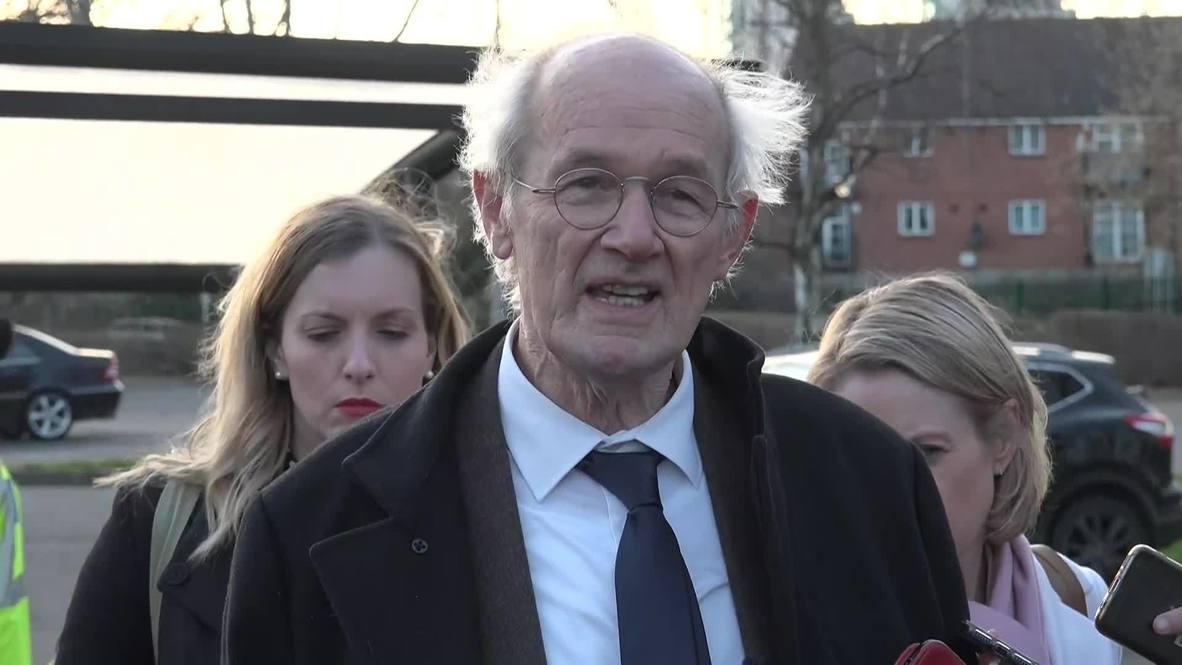UK: Assange extradition trial 'unfair' – WikiLeaks' Hrafnsson says