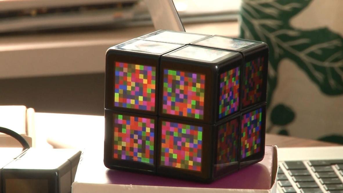 Новые грани развлечений. Нижегородец стал финалистом Edison Awards благодаря изобретению электронного кубика Рубика