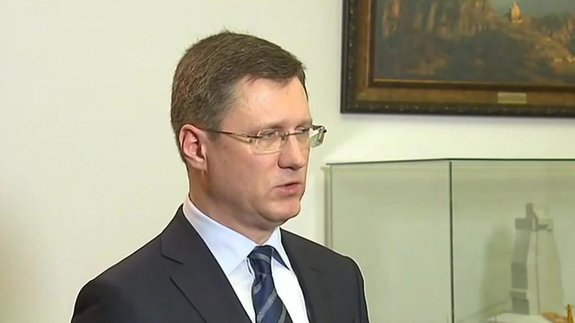 روسيا: وزير الطاقة الروسي: موسكو تعتزم زيادة إنتاج النفط بمعدل 200-300 ألف برميل يوميا