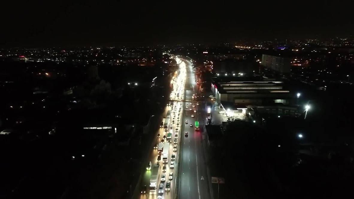 Казахстан: Жители Алматы покидают город после сообщения о введении карантина из-за коронавируса