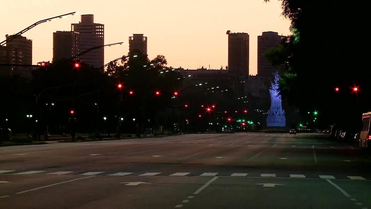 Argentina: Buenos Aires comienza una cuarentena obligatoria para ...