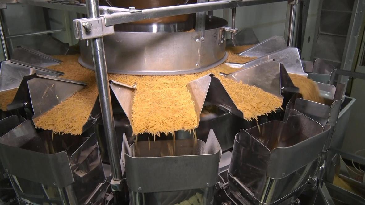 Россия: Алтайские заводы увеличили производство круп и макарон из-за высокого спроса на продукцию