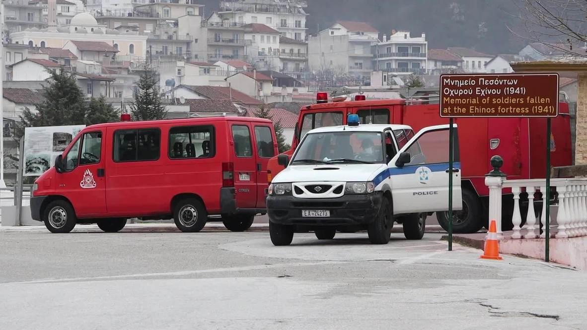 Greece: Muslim-majority town on lockdown after spate of coronavirus cases