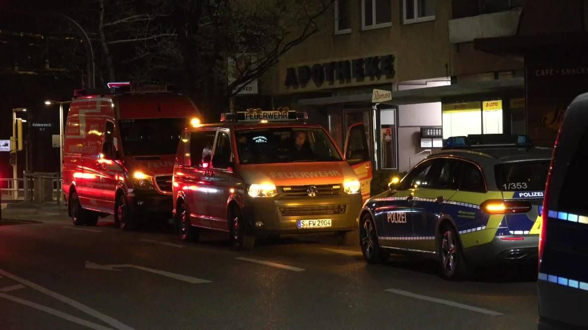 Alemania: Policía irrumpe en un bar de 'shisha' de Stuttgart donde se celebraba una fiesta en medio de las prohibiciones por covid-19