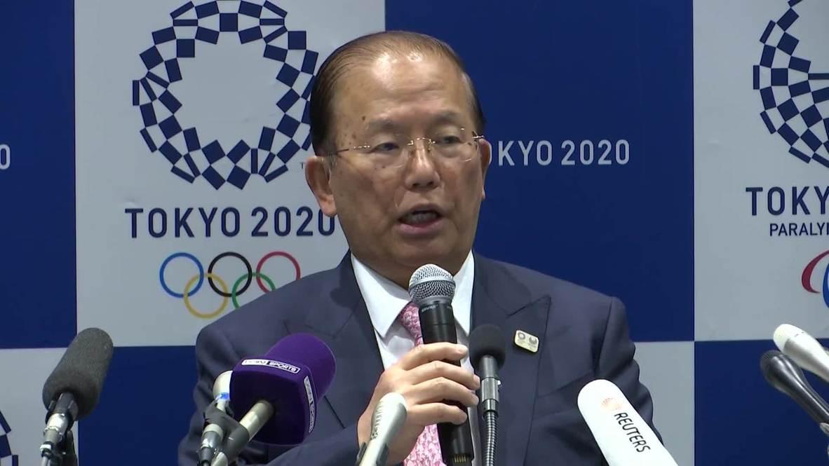 Japón: Comité Organizador confirma nuevas fechas de los JJ.OO. de Tokio pospuestos por el COVID-19