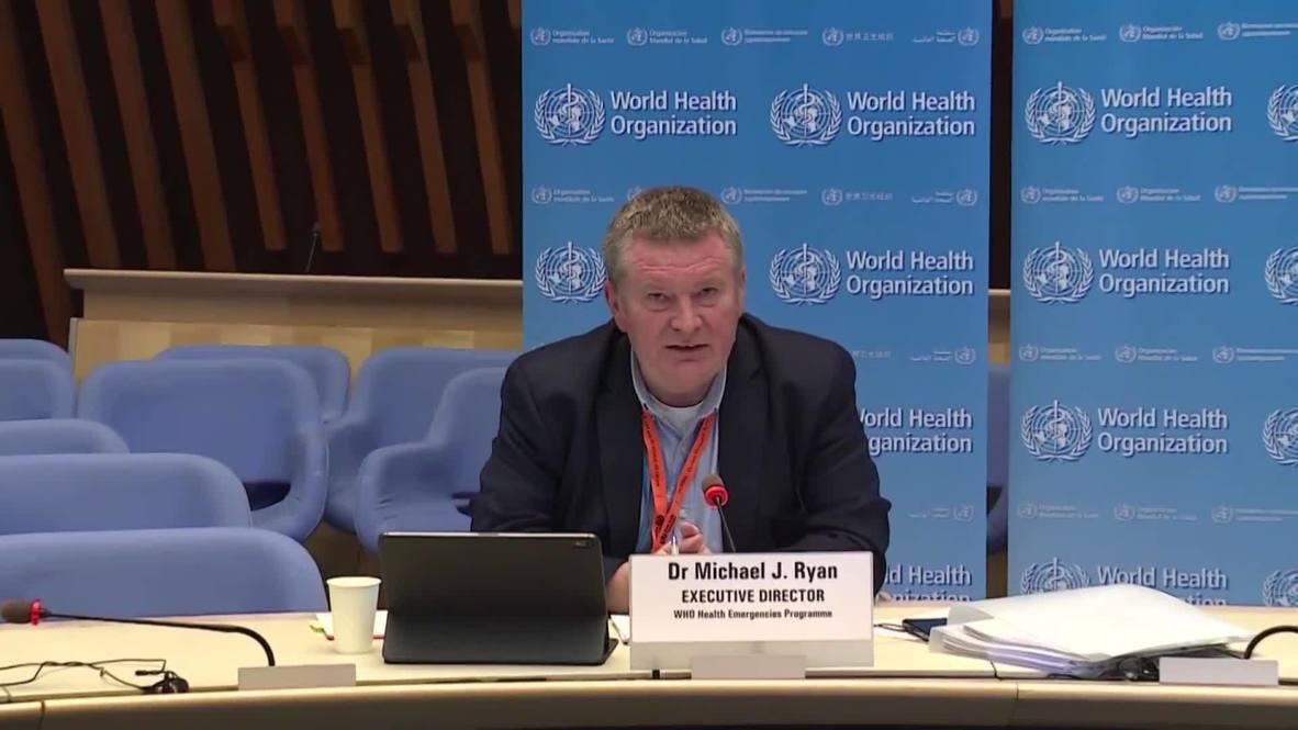 سويسرا: منظمة الصحة العالمية توصي بعدم ارتداء الكمامة إلا في حال الإصابة بفيروس كورونا أو رعاية شخص مصاب