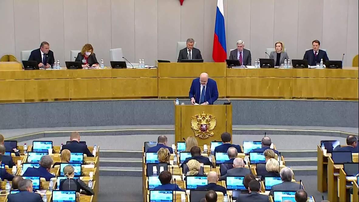 Россия: Госдума приняла закон об уголовном наказании за нарушение карантина
