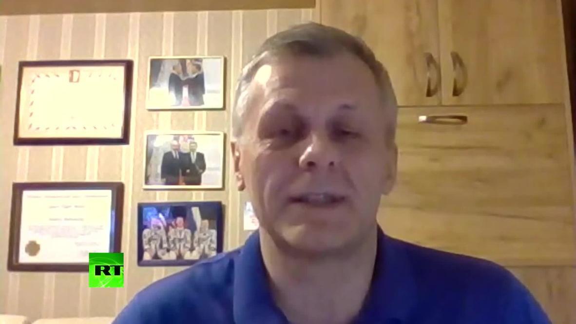 """""""Это можно назвать курортом"""". Российские космонавты поделились """"неземными"""" секретами полезной самоизоляции"""