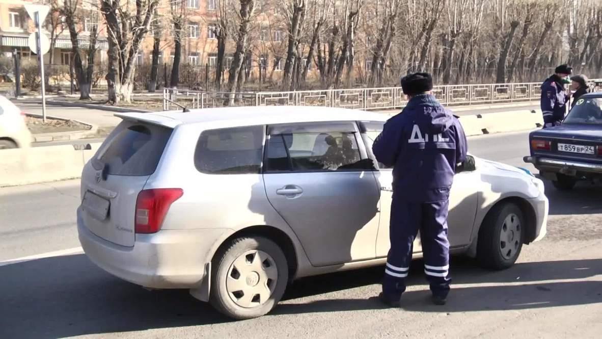 Россия: Полиция проводит проверку граждан на соблюдение режима самоизоляции