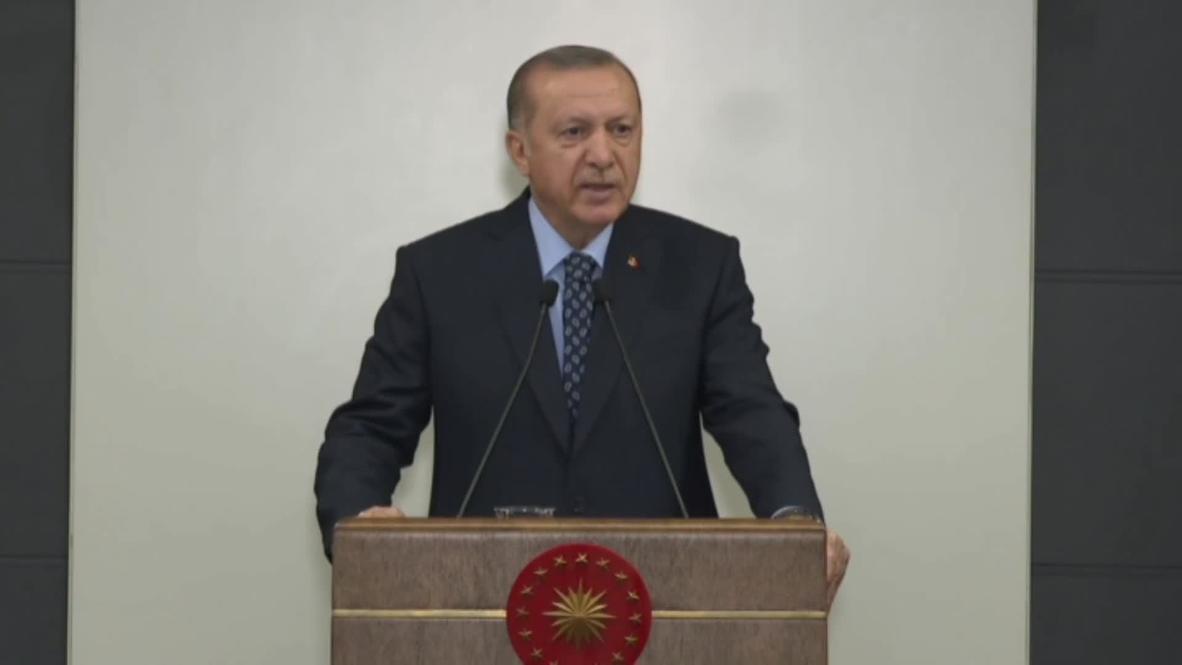 Turkey: Erdogan imposes partial curfew, puts 31 cities on COVID-19 lockdown