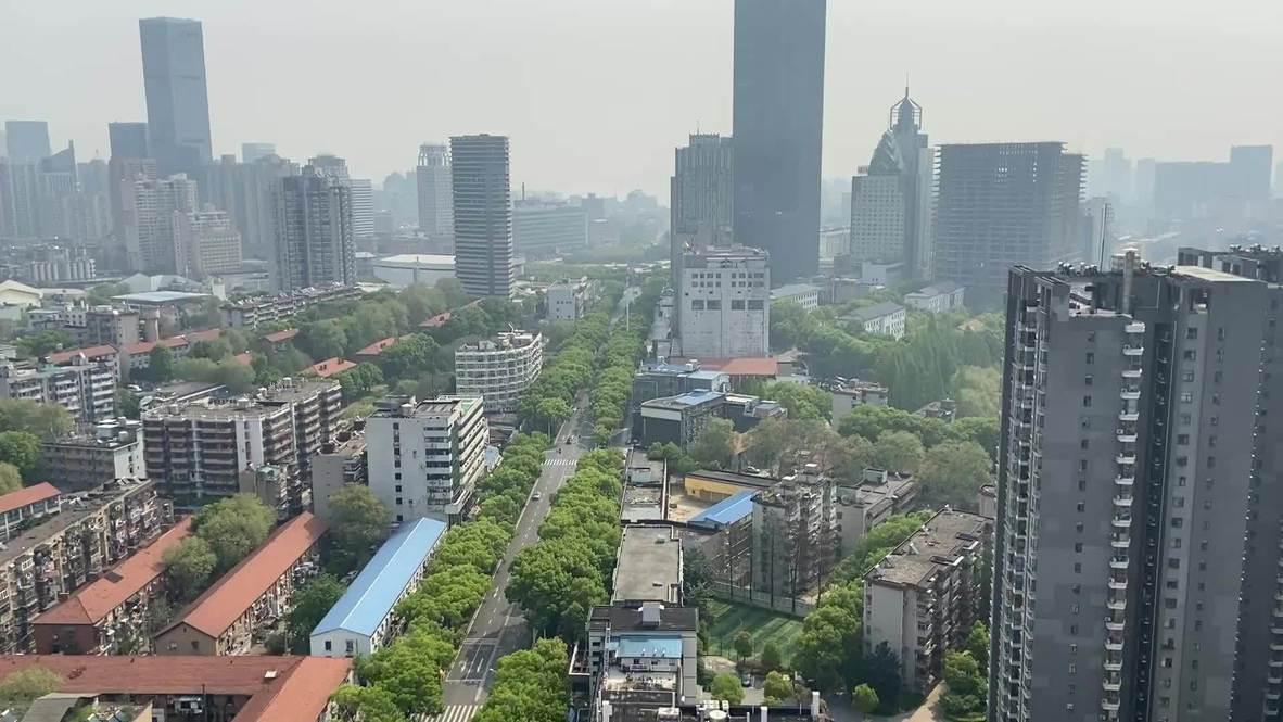 China: Sirenas suenan en Wuhan durante un silencio de tres minutos para honrar a las víctimas de COVID-19