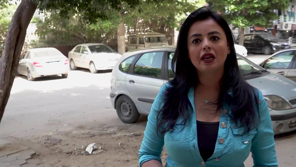 مصر: متطوعون يهتمون بالحيوانات الأليفة التي هجرها أصحابها خوفاً من تفشي فيروس كورونا