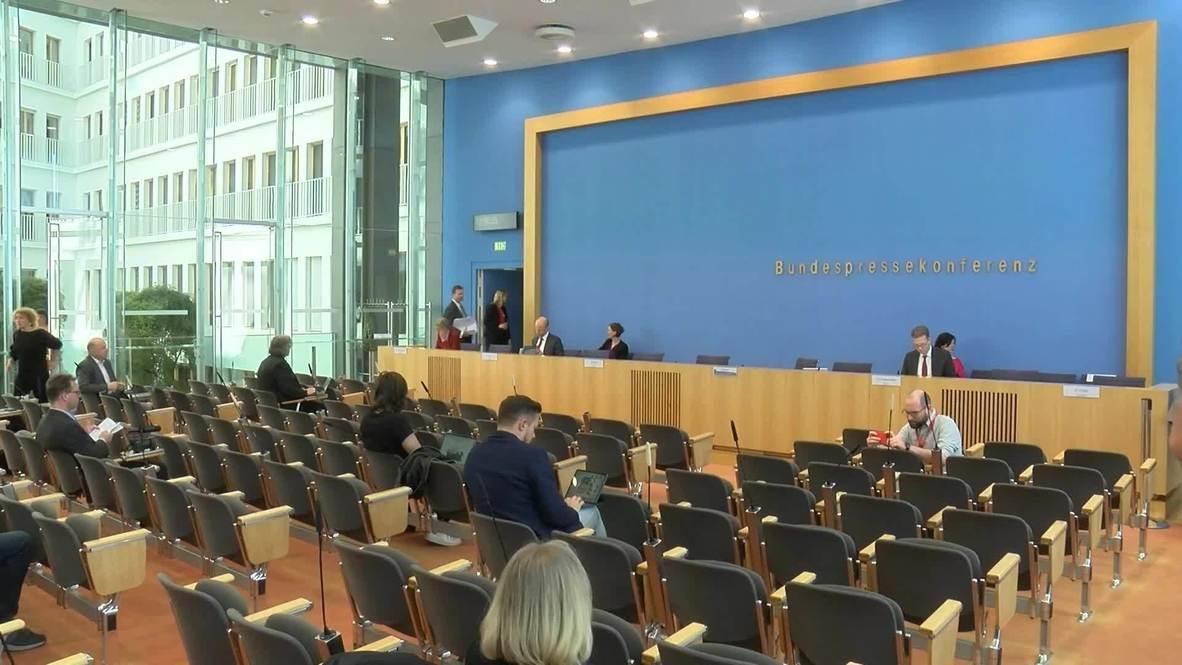 """ألمانيا: المتحدث الرسمي للحكومة: """"لا يوجد تاريخ محدد"""" لتخفيف القيود المفروضة جراء فيروس كورونا"""