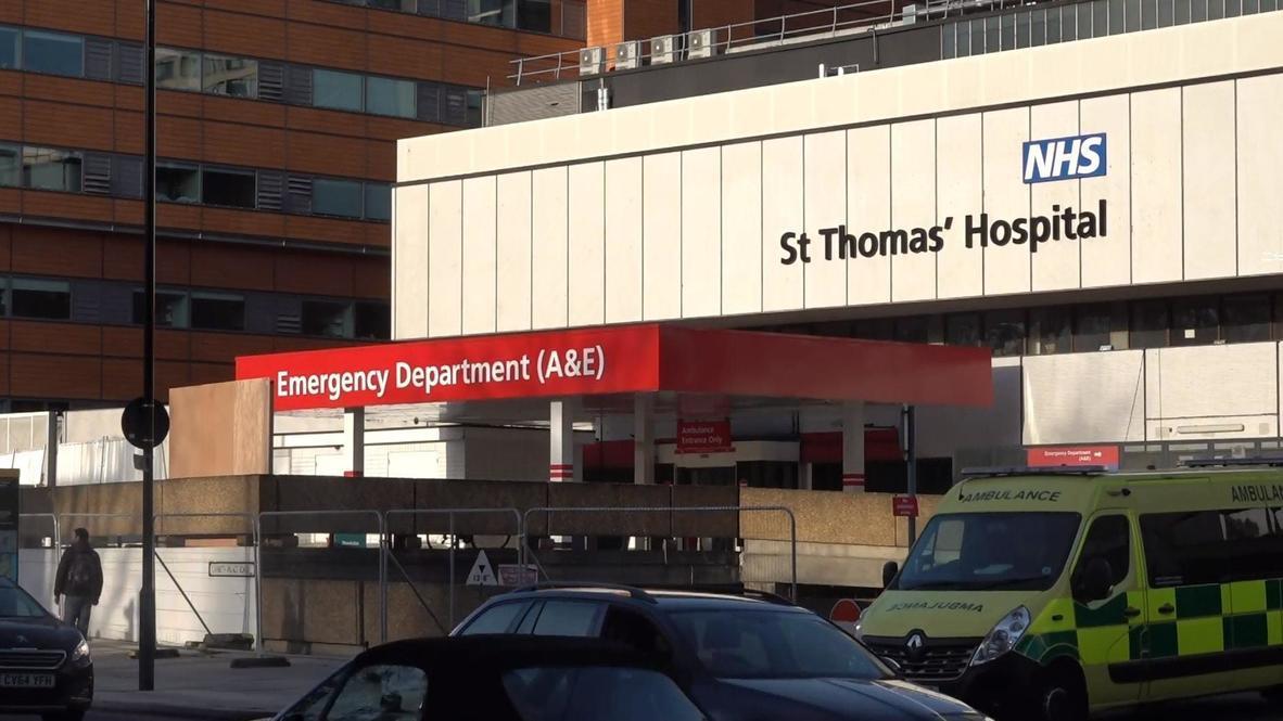 المملكة المتحدة: بوريس جونسون يقضي ليلة في المشفى بعد نقله إلى قسم العناية المركزة