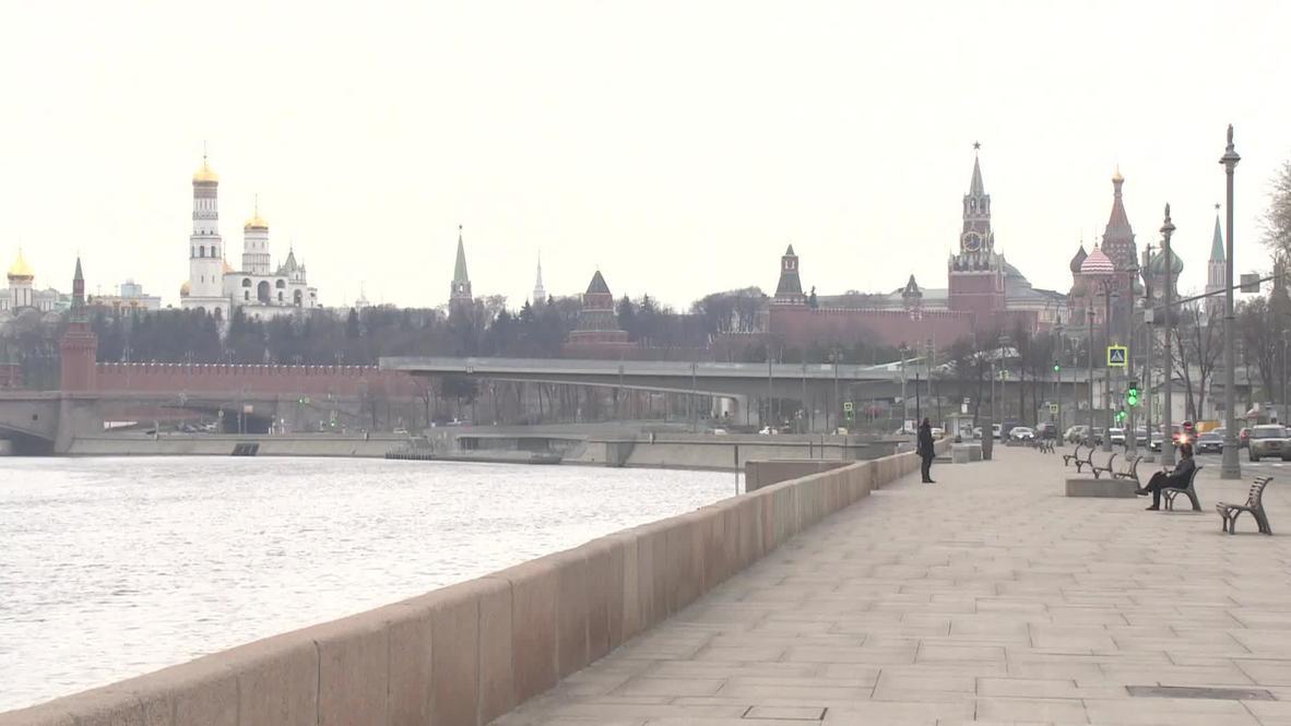 По улицам столицы. Как выглядит центр Москвы на десятый день самоизоляции