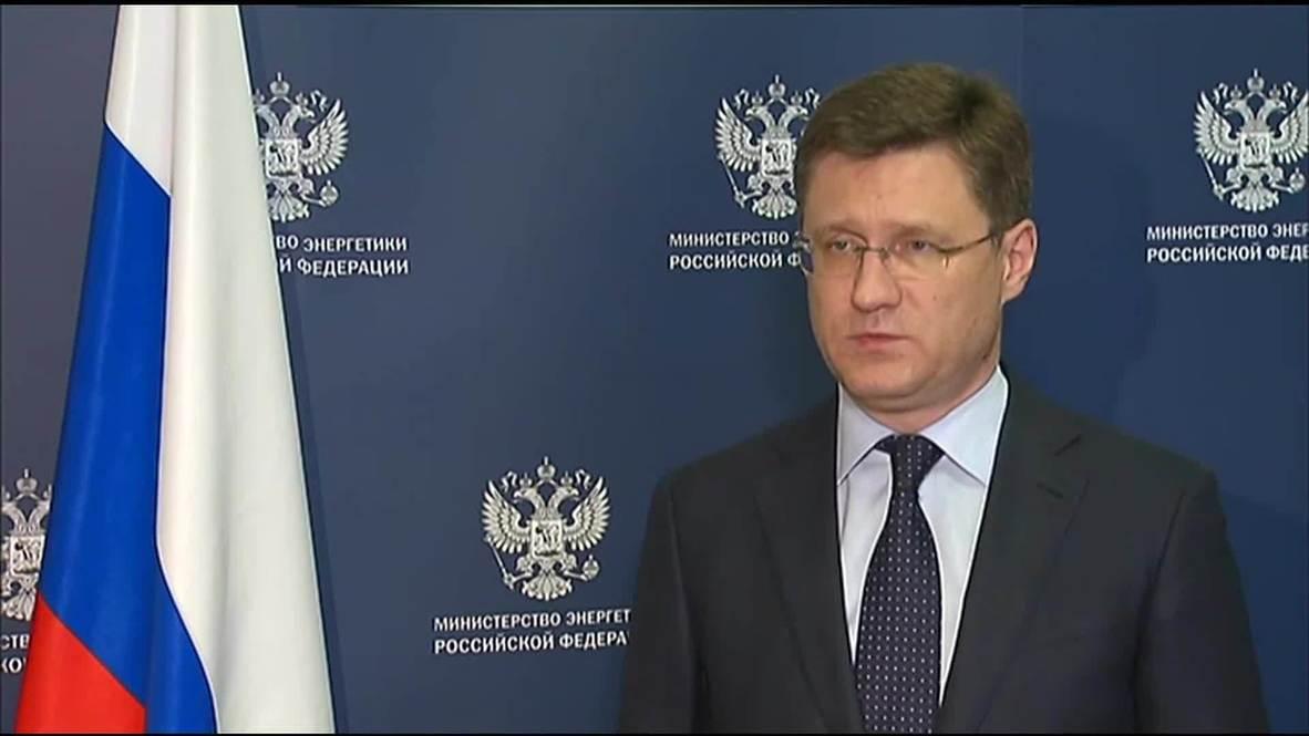 Россия: ОПЕК+ согласовала сделку, теперь важно в течение её действия проводить мониторинг рынка — Новак