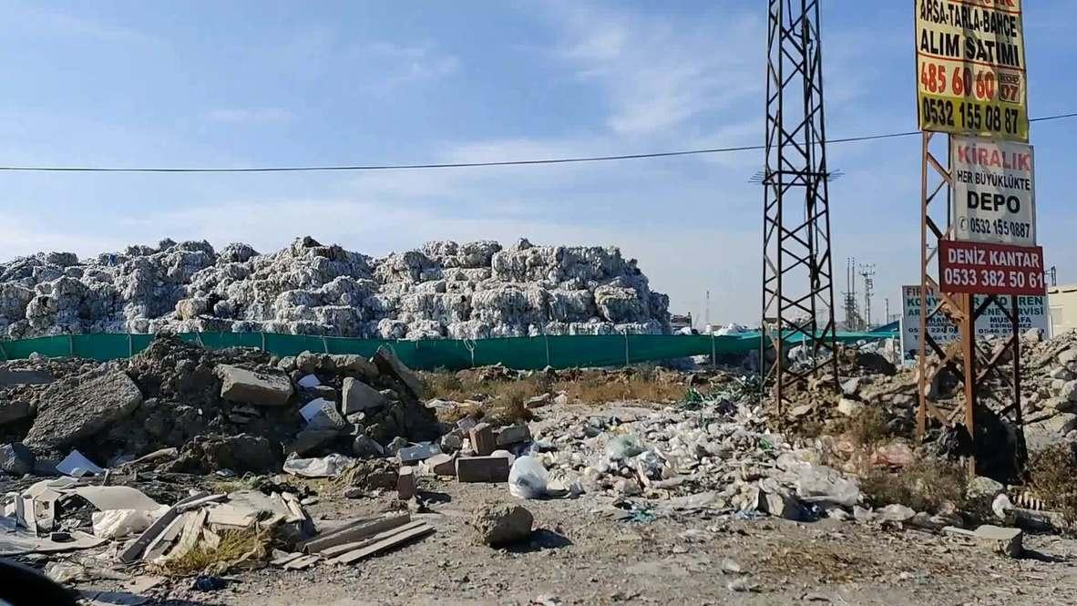 Dumped On: Europe's Hazardous Plastic Fills Turkey