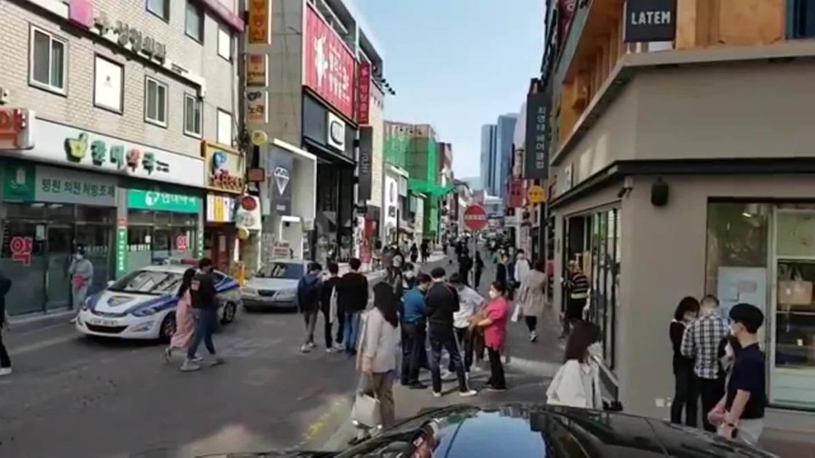 Corea del Sur: Daegu recupera la normalidad mientras se registran cero nuevos casos de covid-19