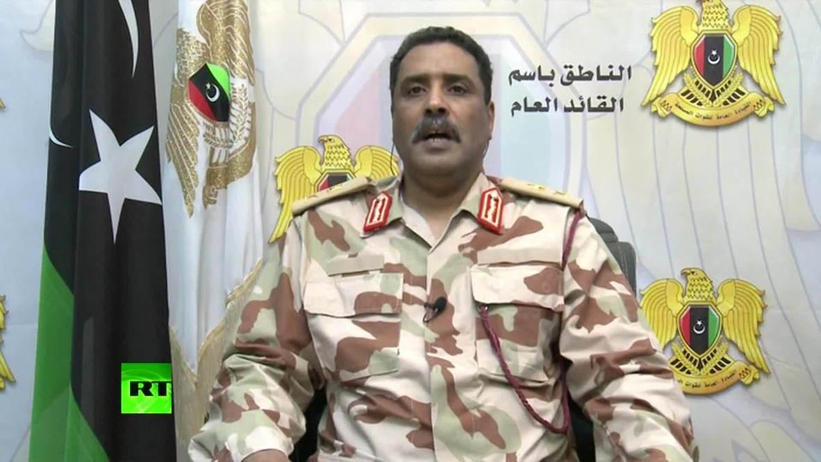 Libia: LNA declara un cese unilateral de operaciones militares debido al Ramadán *CONTENIDO DE SOCIOS*